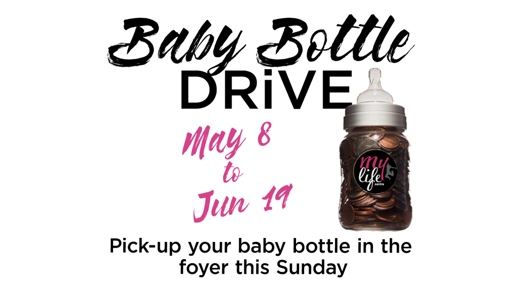 Baby Bottle Drive-parallax-text